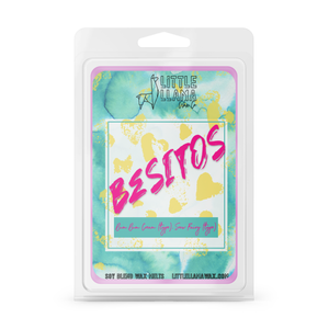 Besitos | Bum Bum Cream & Snow Fairy Type Wax Melts