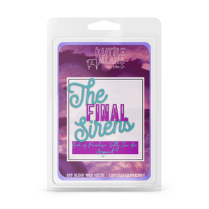 Final Sirens | Birds of Paradise, Salty Sea Air & Bergamot