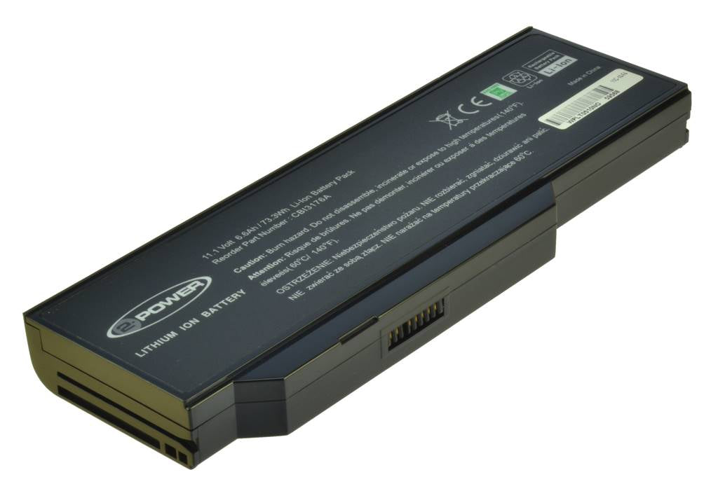 2-Power CBI3176A - Internal Battery