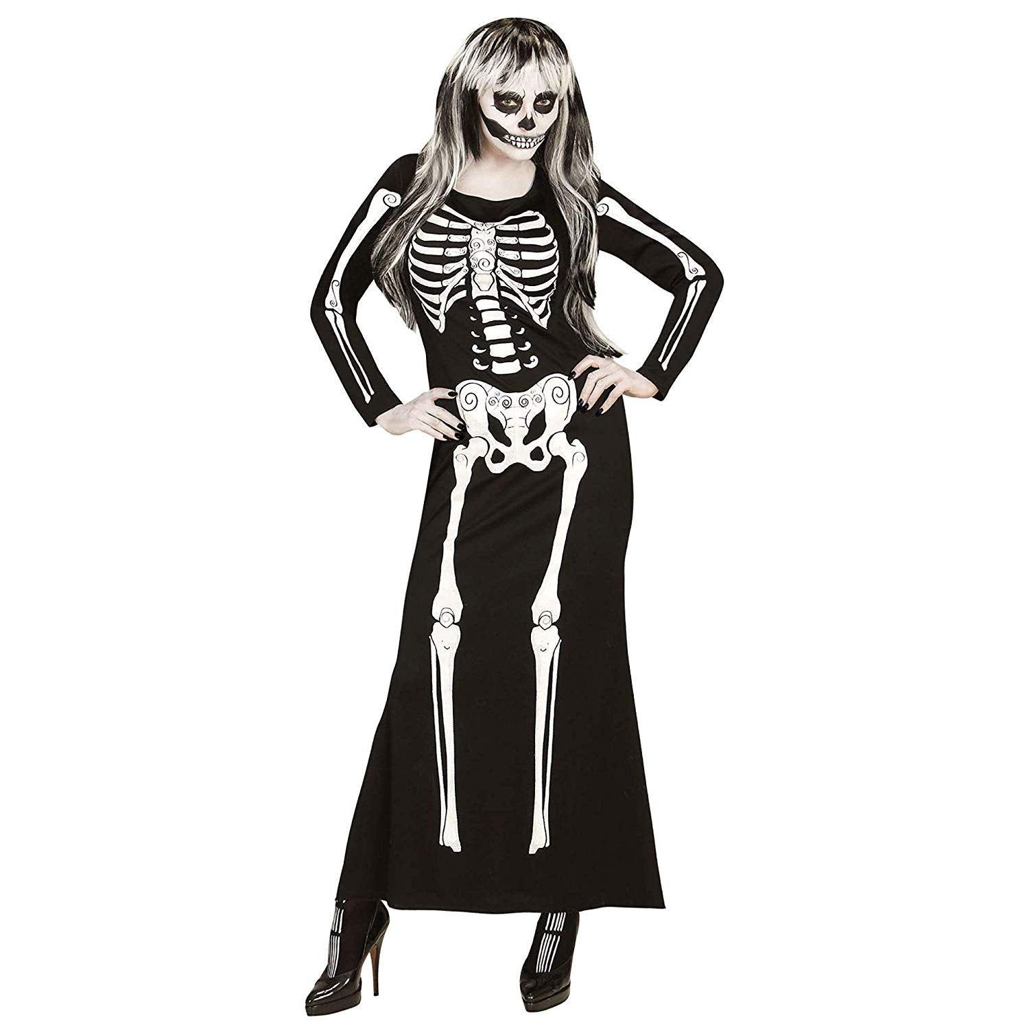 Adult Costume Skeleton for Woman