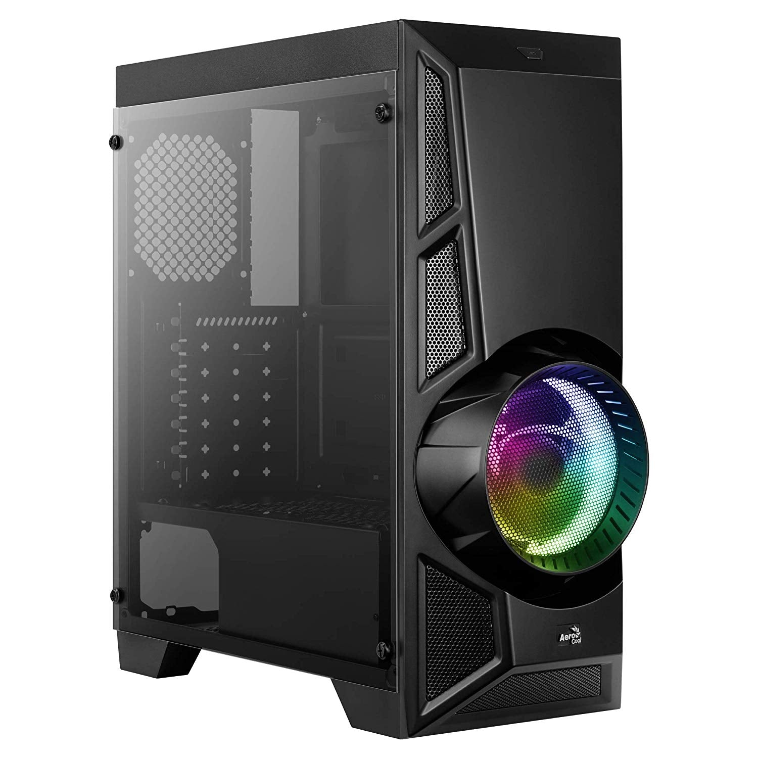 Aerocool AERO ENGINE RGB - ATX PC case