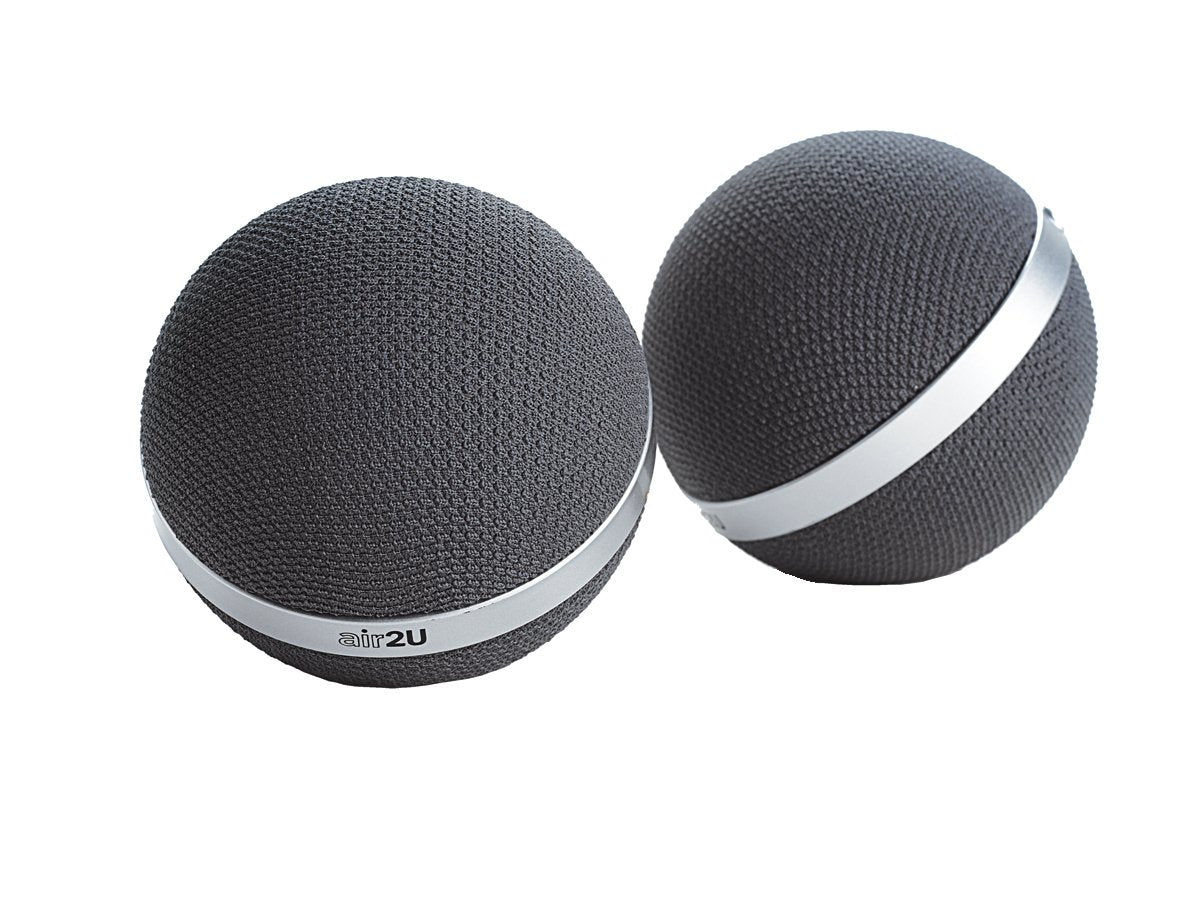 Aiptek Stereo Bluetooth Speakers