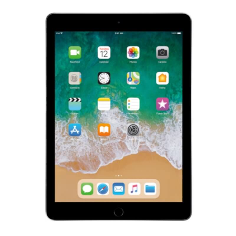 "Apple iPad 2018 9.7 ""128GB Wi-Fi - Sideral Gray"