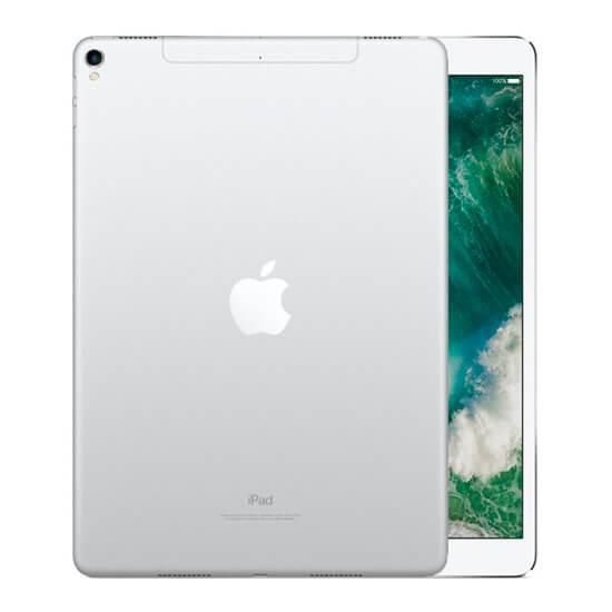 "Apple iPad Pro 2017 10.5 ""512GB Wi-Fi + 4G - Silver"