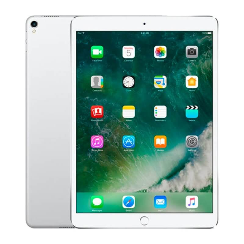 "Apple iPad Pro 2017 10.5 ""64GB Wi-Fi + 4G - Silver"