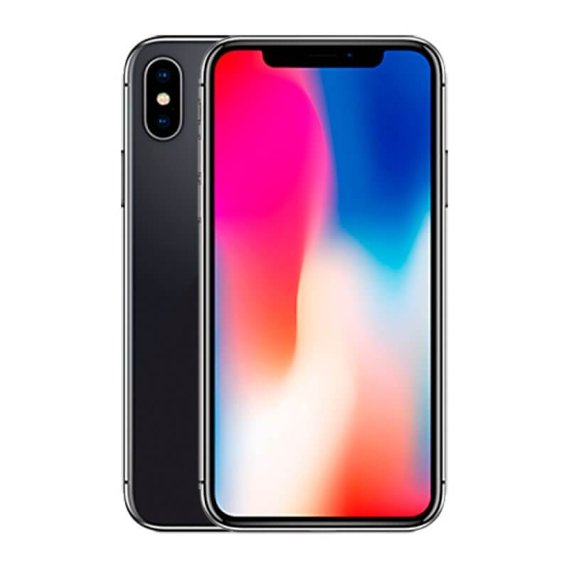 Apple iPhone X 64GB - Sideral Gray
