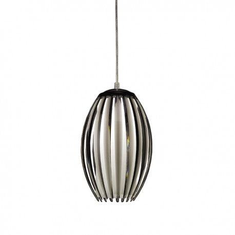 BLACK TOPACIO HANGING LAMP