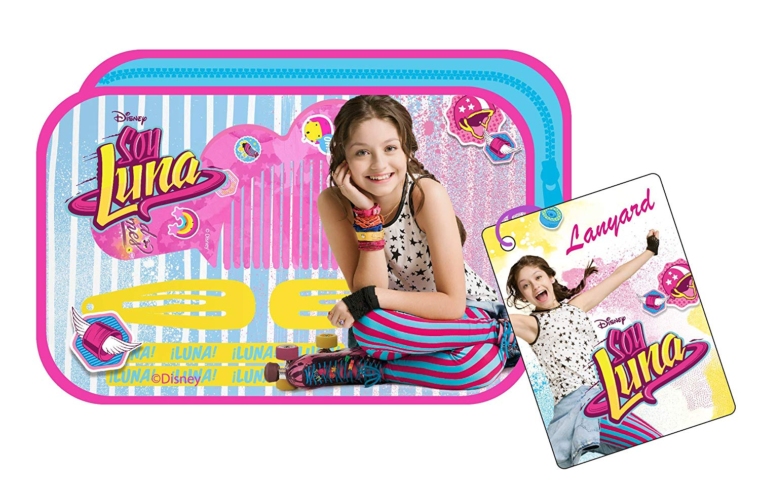 Bag with Hair Accessories Soy Luna