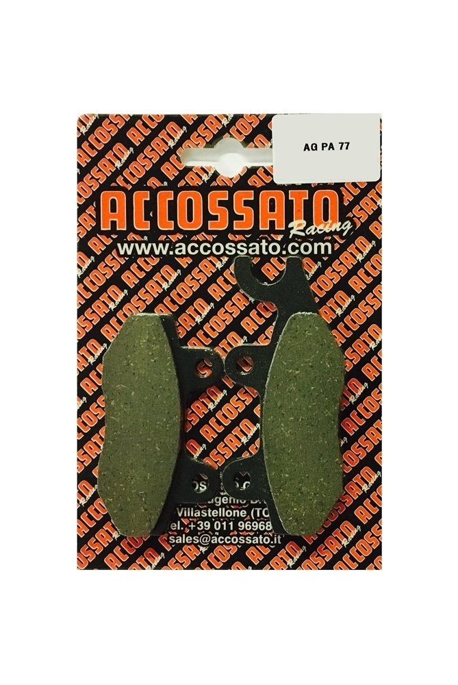 Brake pads ACCOSSATO