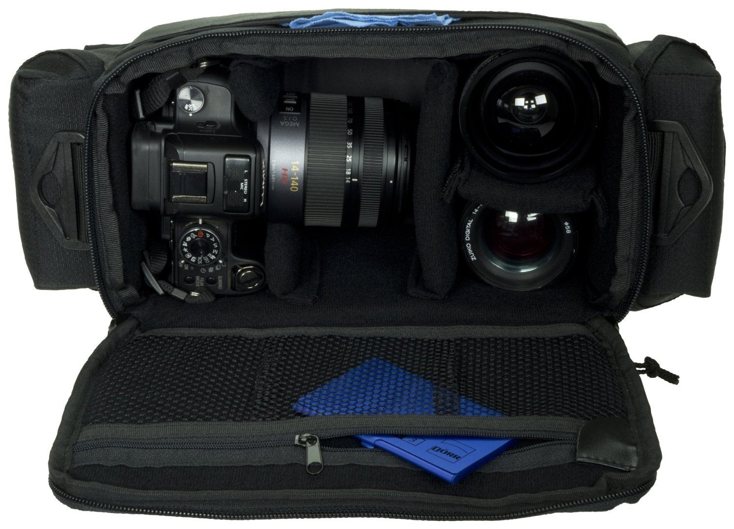Camera case Action M with Monopod Racer For CANON EOS