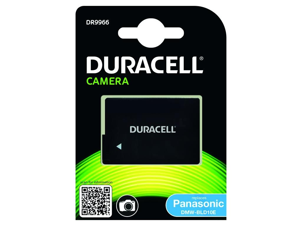 Duracell Battery for Panasonic Camera