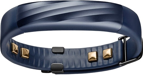 JAWBONE UP3 Activity Tracker Wristband - Teal Cross - Blue