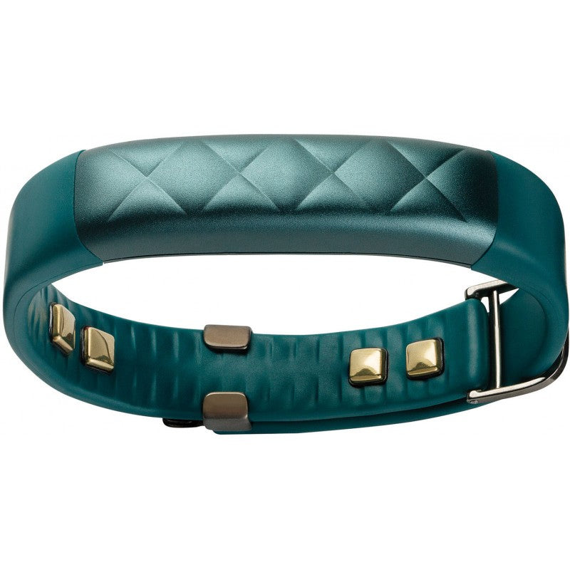 JAWBONE UP3 Activity Tracker Wristband - Teal Cross - Green