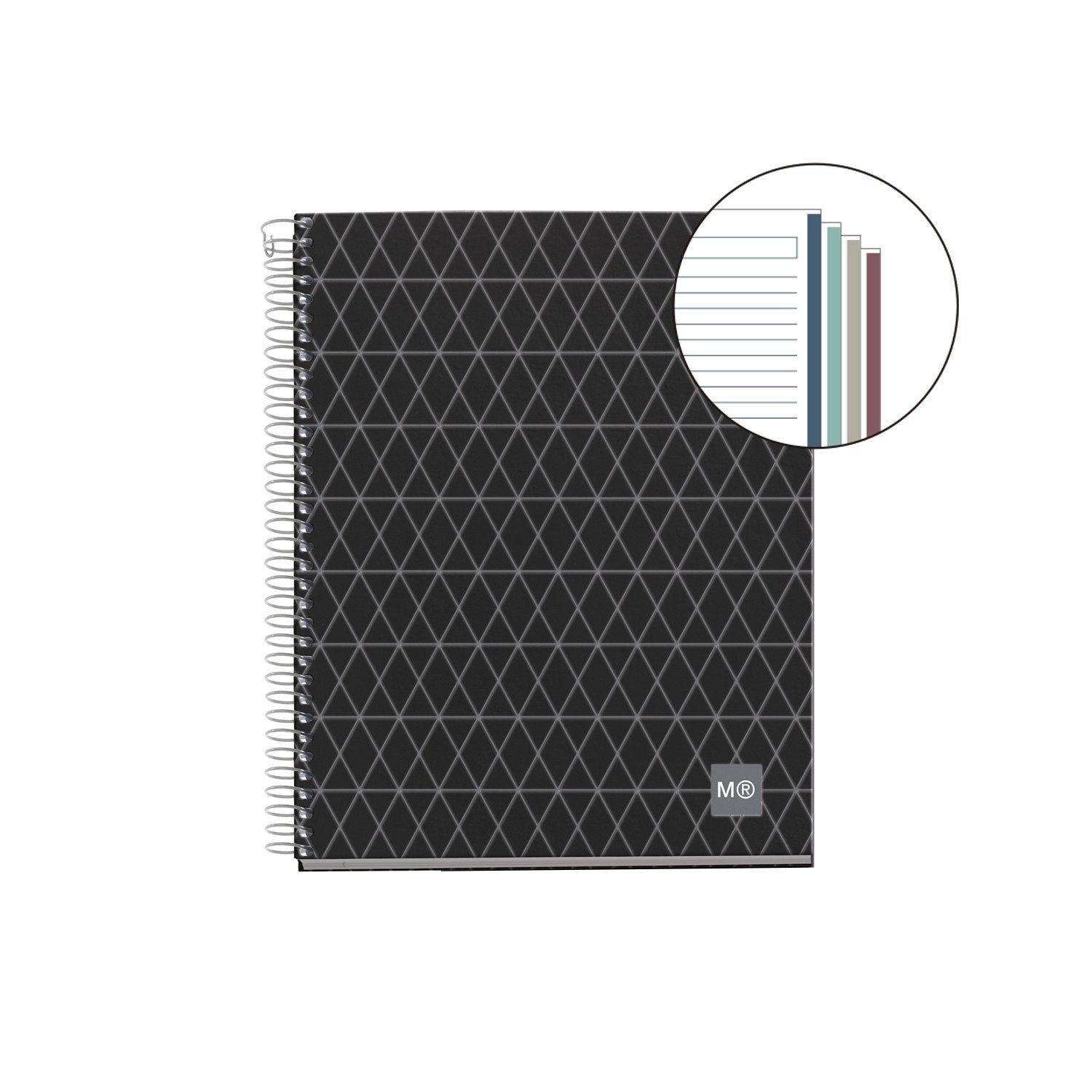 Miquelrius Notebook Polypropylene Diamond