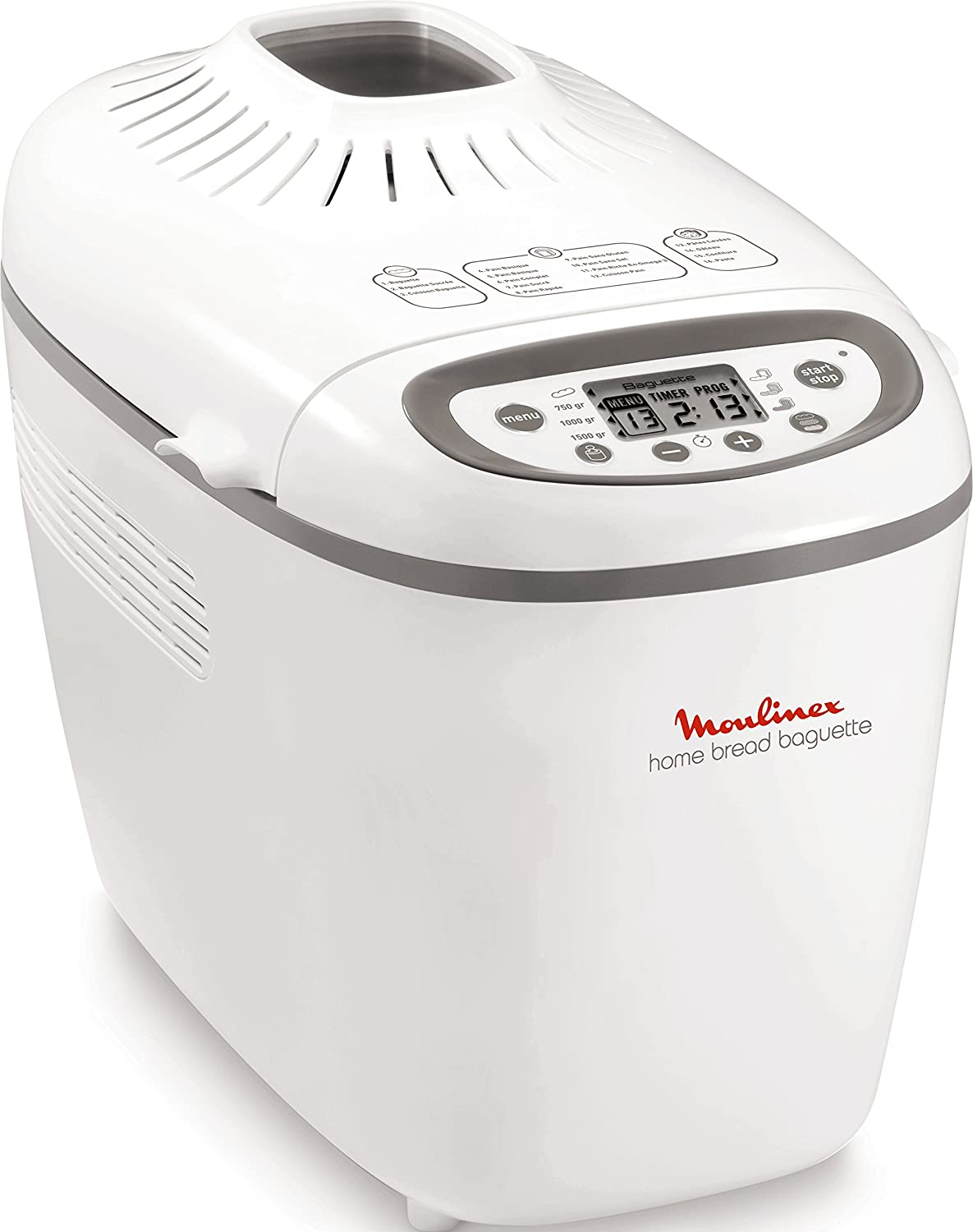 Moulinex bread maker ow6101