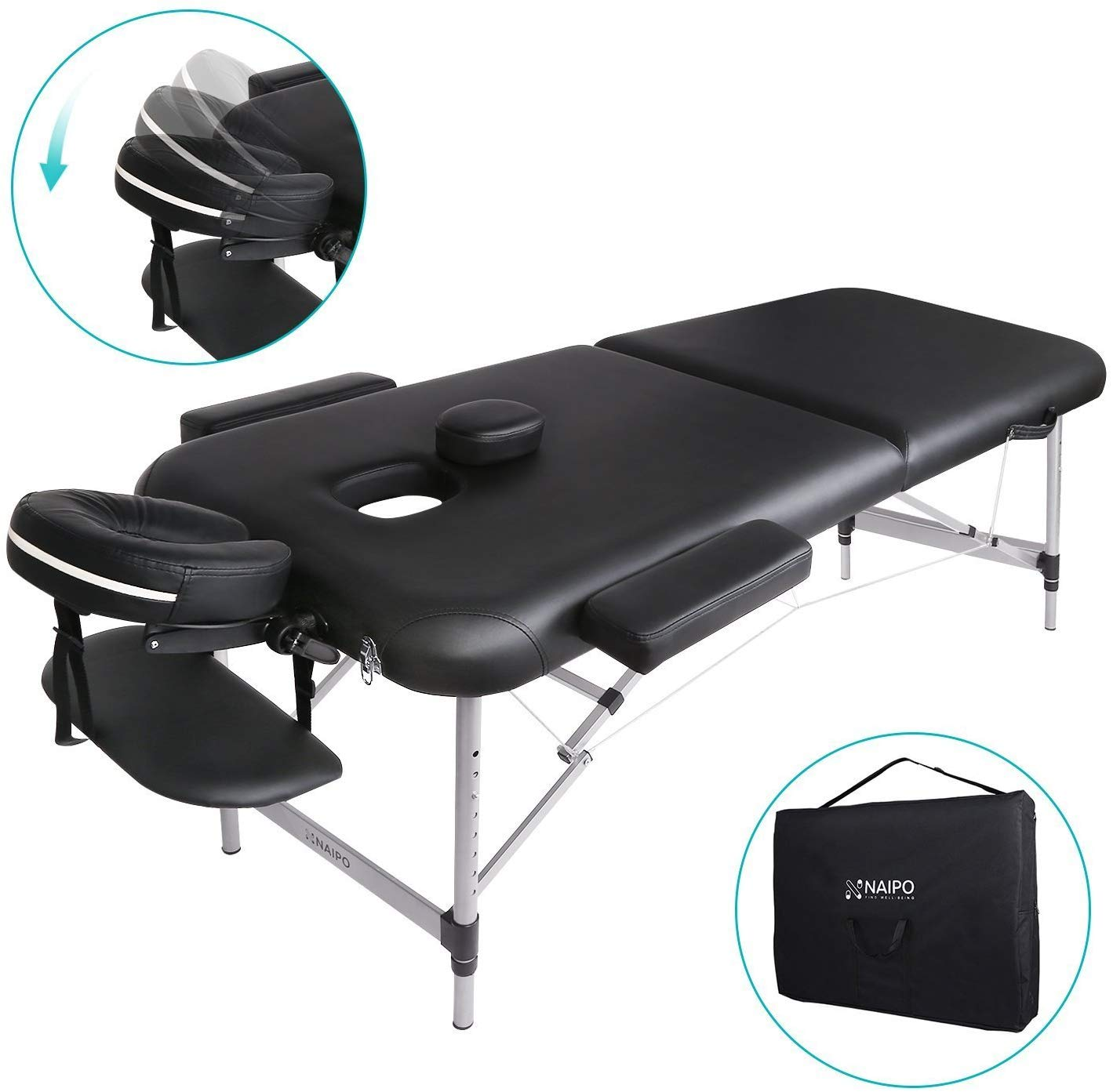 Naipo Massage Bed