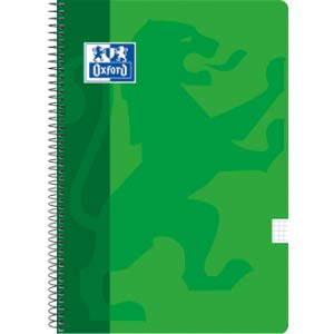 Oxford Notebook (80 pages) - Pack 5