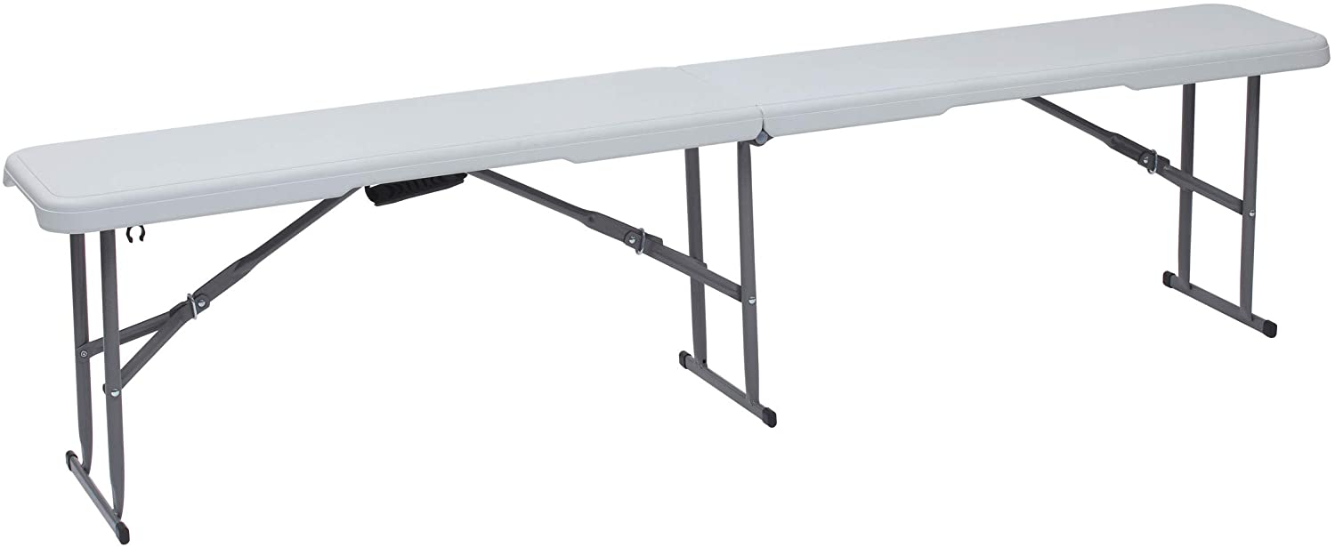 Rectangular folding bench Tenco TG183 - Outlet Product