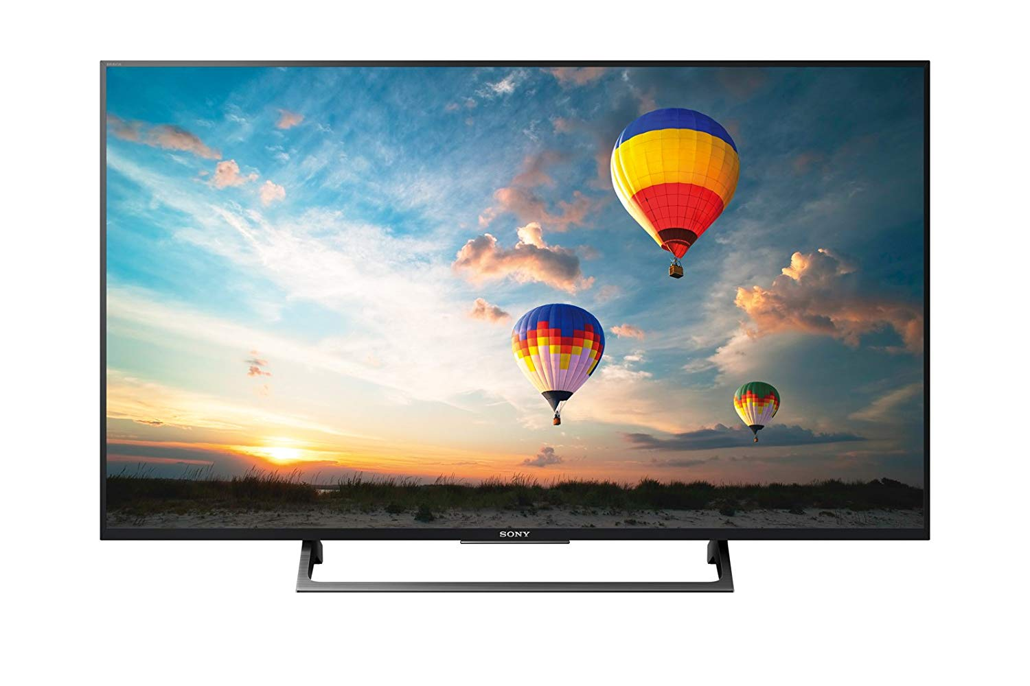 Sony TV 49 '' Lcd Edge LED 4k Trilumines 400 Hz Android TV