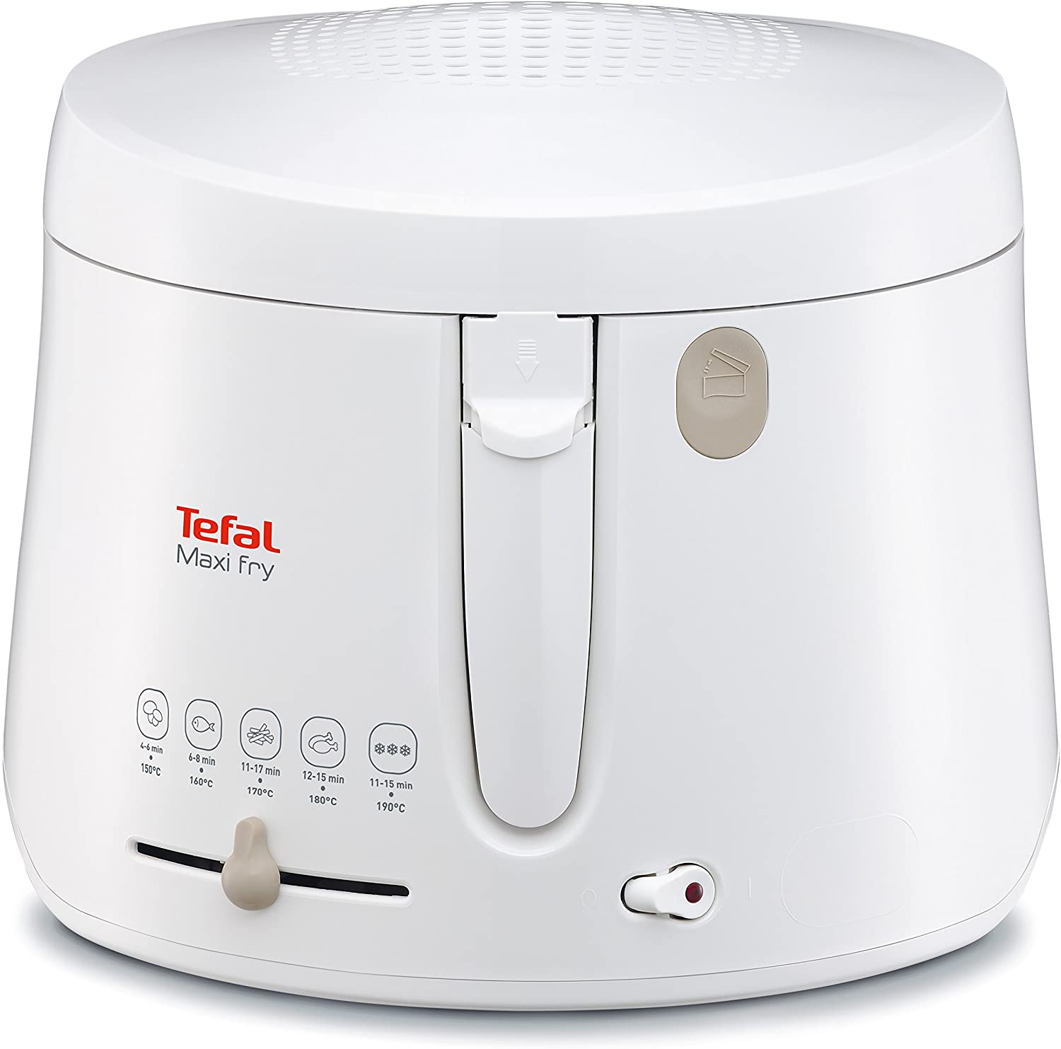 Electric Fryer Tefal FF 1001 MAXI-FRY