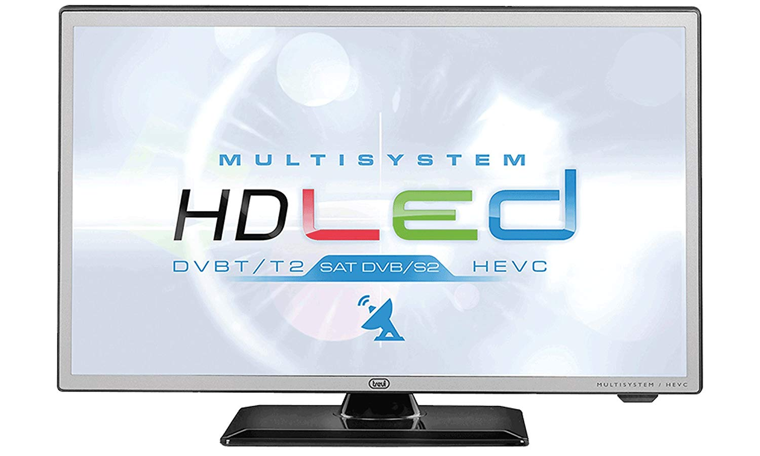Trevi TV LED 19 'HD DVB-T2-S2