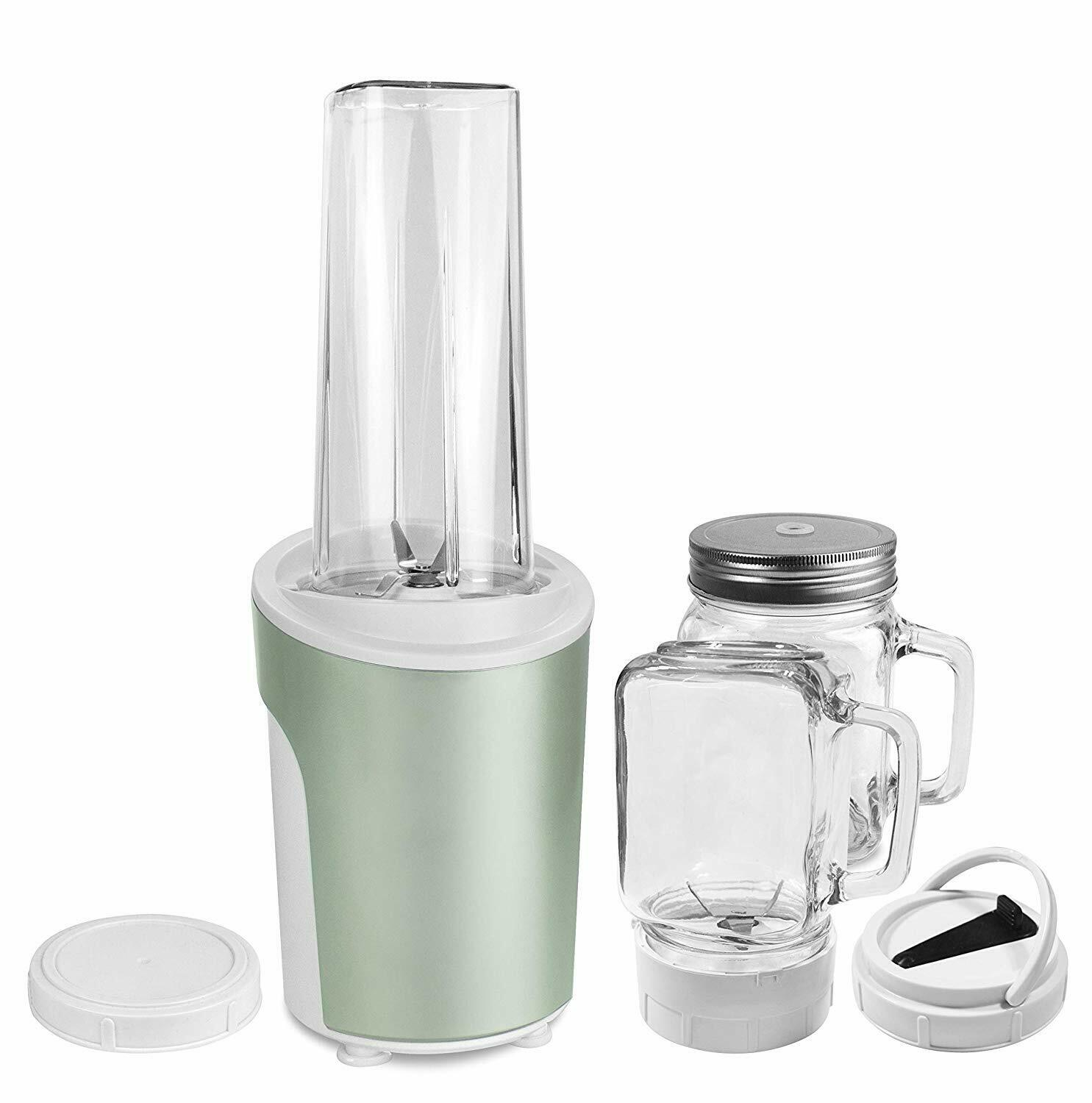 Venga! - Mixer and Blender for Smoothies 2 on 1 of 450 W - 600 ML