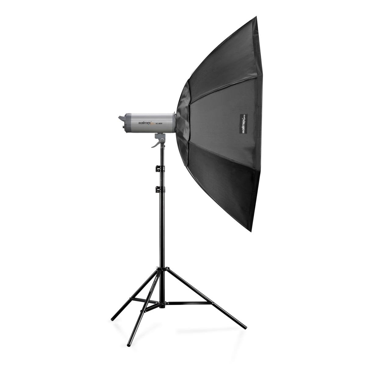 Walimex Pro 140 cm Octagon Softbox für Hensel EH