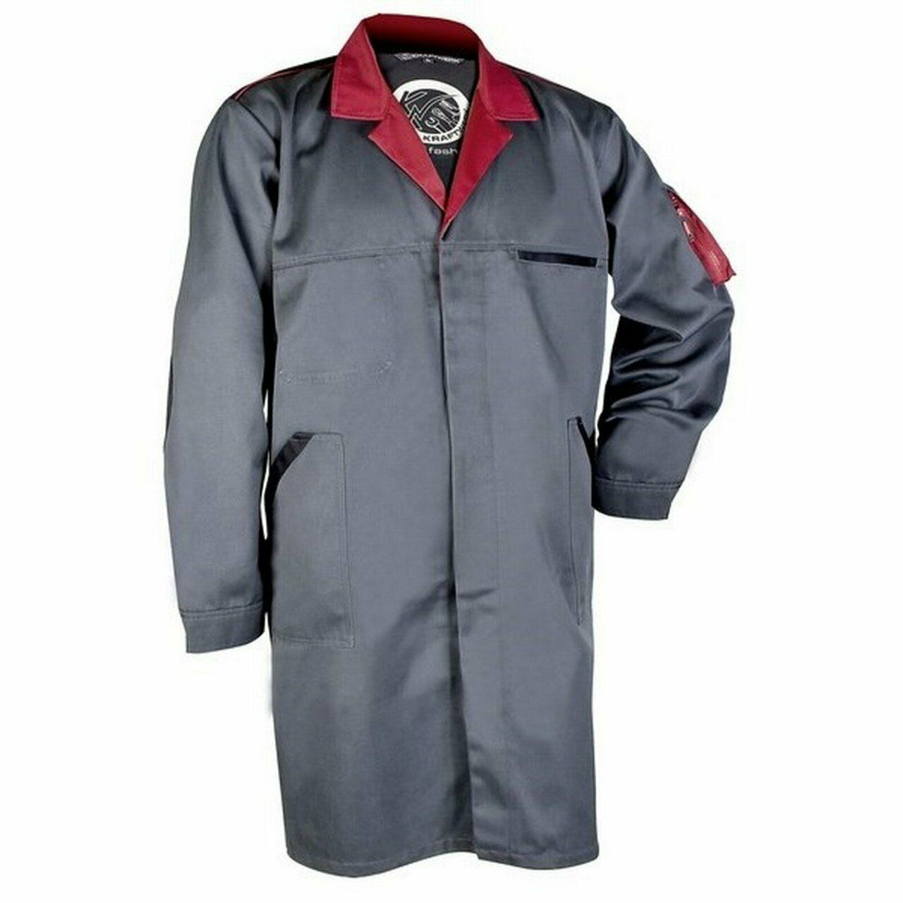 Work Coat Safety Clothing Kraftwerk XL