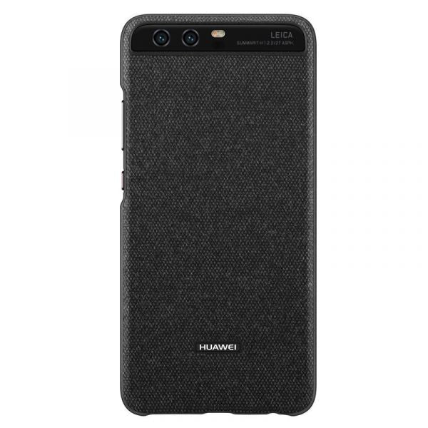 Huawei P10 Plus Car-Cover Dunkelgrau