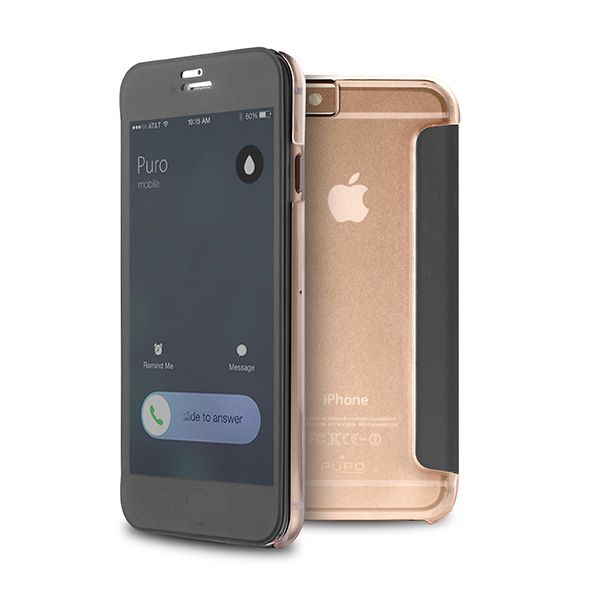 Booklet Case Sense iPhone 6 Plus / 6S Plus Transparente