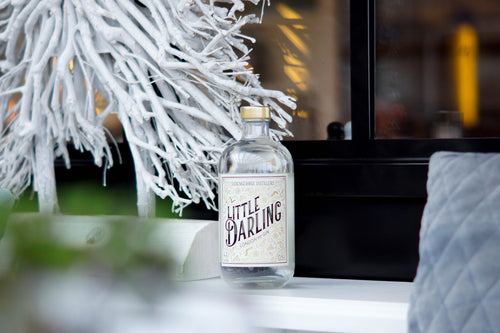 Little Darling Gin - London Dry Gin - 47% - Bonn - limitiert