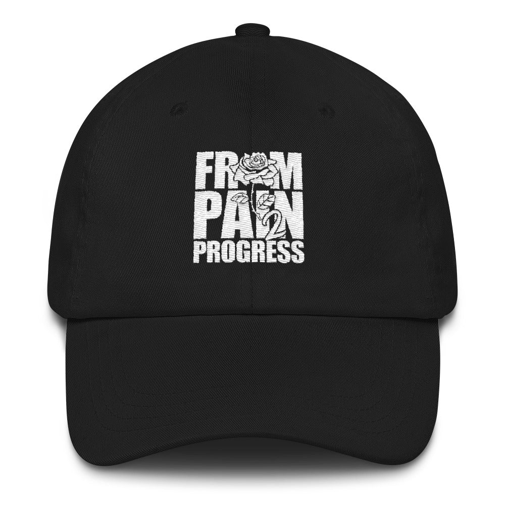 FP2P Dad Hat (other colors available) - FromPain2Progress.Com