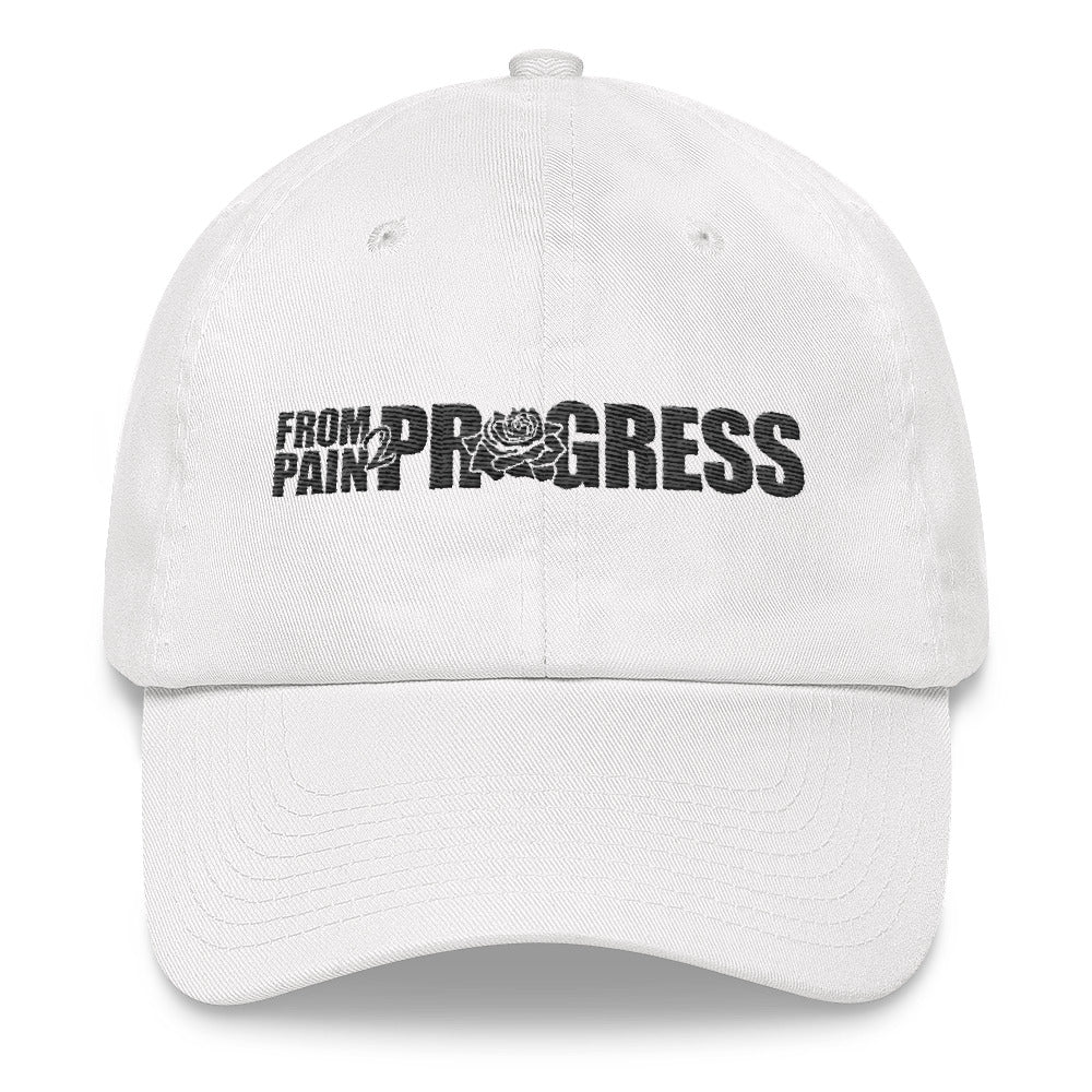 FP2P 2nd Logo Dad Hat (other colors available - FromPain2Progress.Com