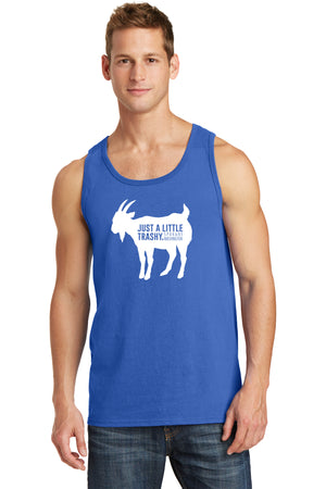TRASHY GOAT - TEEN BOY TANK