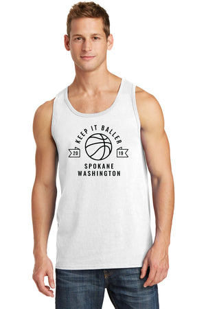YOUR CUSTOM DESIGN - TEEN BOY'S TANK