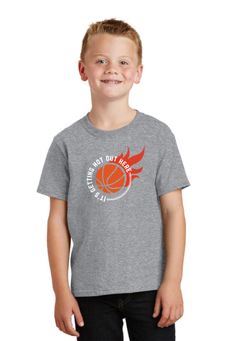 HOT OUT HERE - YOUTH TEE