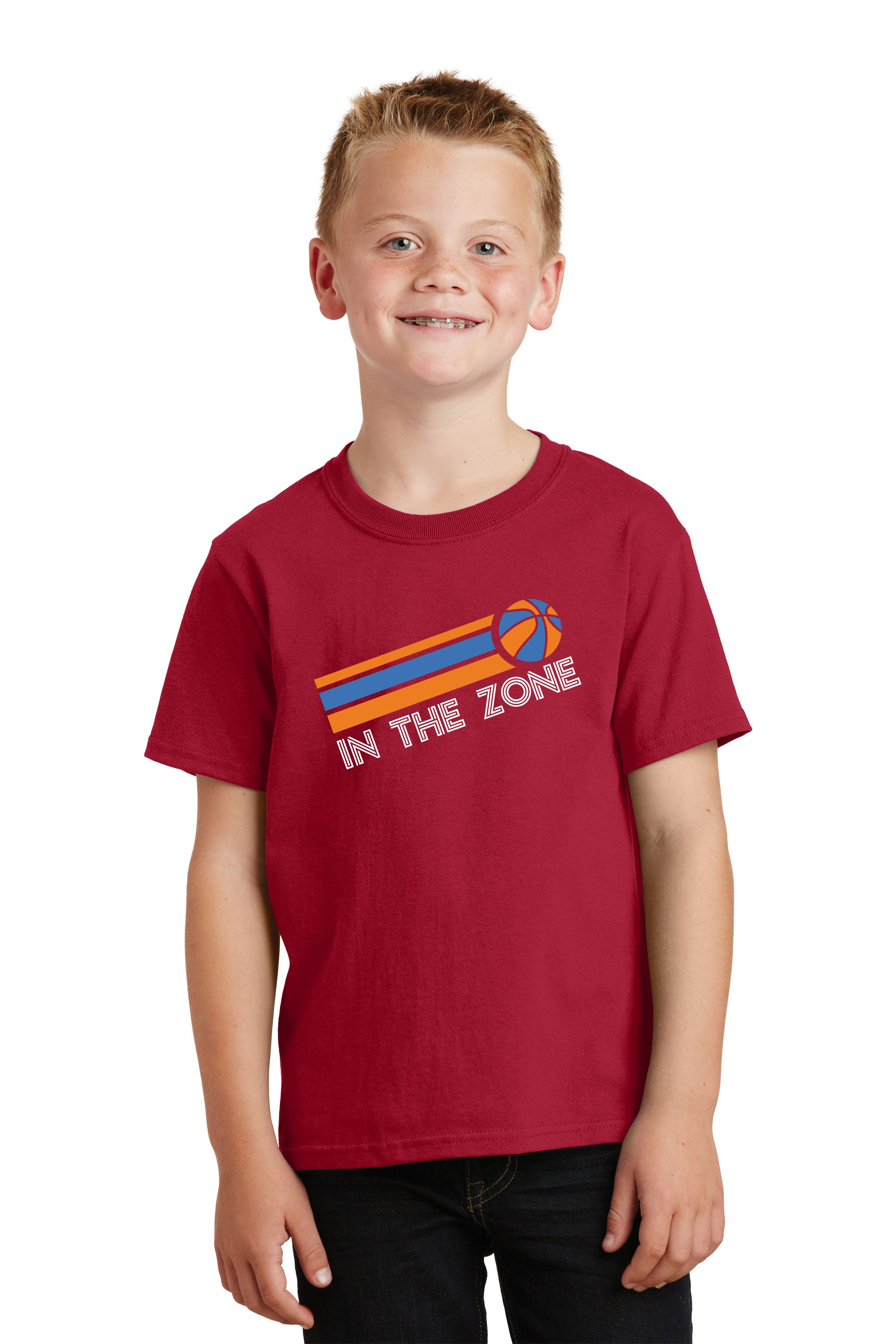 IN THE ZONE - YOUTH TEE
