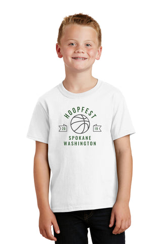 HOOPFEST 2019 - YOUTH TEE