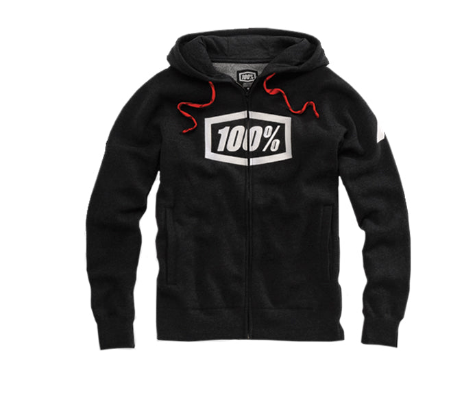 100% Syndicate Zip Hoody
