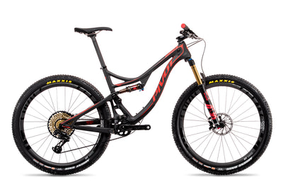 Pivot Pivot Mach 4 Carbon - Race XT / XS / Factory Red