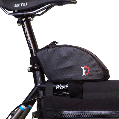 Revelate Designs Jerrycan Top-tube/Seatpost Bag, Bent
