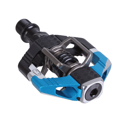 Crank Brothers Crank Brothers Candy 7 Pedals - Black/Electric Blue