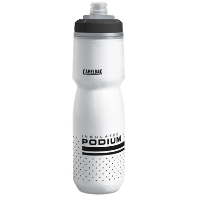 Camelbak Camelbak Podium Insulated Bottle - White/Black / 24oz