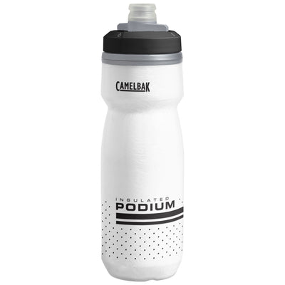 Camelbak Camelbak Podium Insulated Bottle - White/Black / 21oz