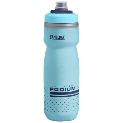 Camelbak Camelbak Podium Insulated Bottle - Lake Blue / 21oz
