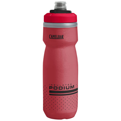Camelbak Camelbak Podium Insulated Bottle - Fiery Red / 21oz