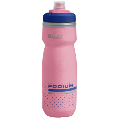 Camelbak Camelbak Podium Insulated Bottle - Pink/Ultramarine / 21oz
