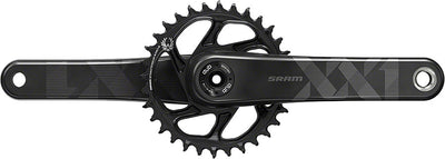 SRAM XX1 Carbon Eagle DUB Crankset with 34 Tooth Chainring