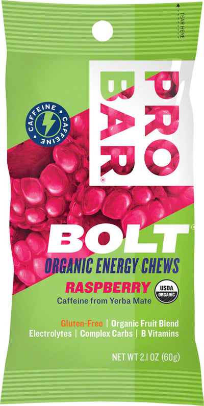 ProBar ProBar Bolt Chews Box of 12 - Rasberry