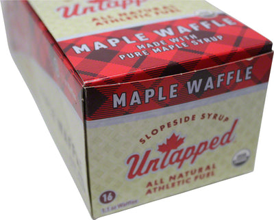 UnTapped Maple Waffle: Box of 16